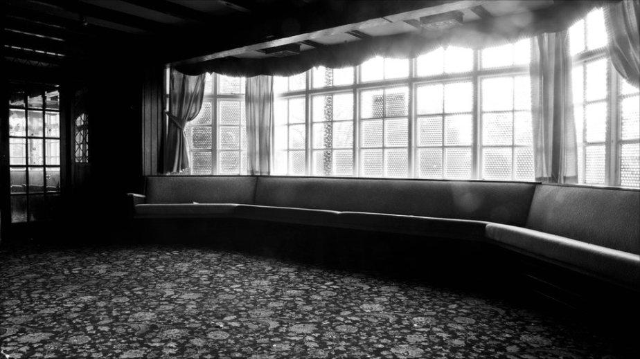 Empty spaces….