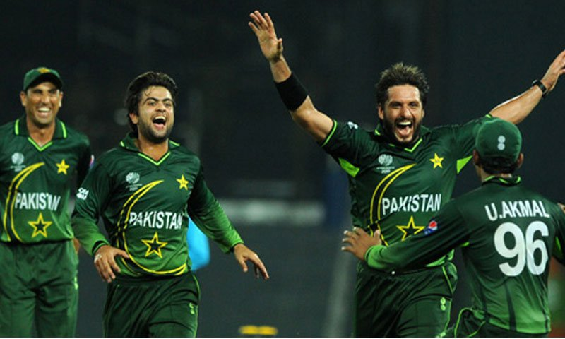Team Pakistan: The Dark Horse Of The ICC Cricket World Cup2015