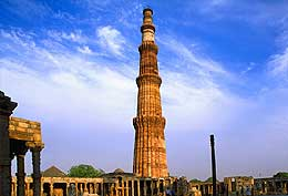 The tale of Qutub Minar…..