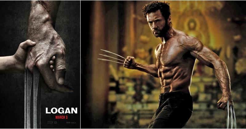 Logan goes all gunsblazing…