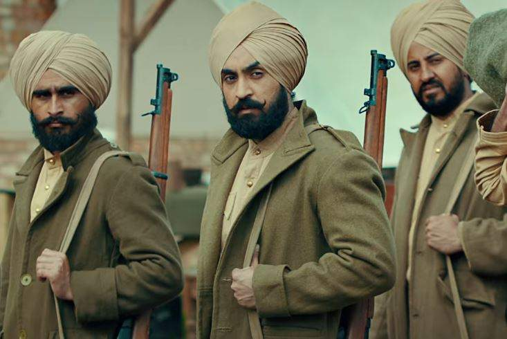 Watch Sajjan Singh Rangroot for Diljit Dosanjh's Powerful Performance…